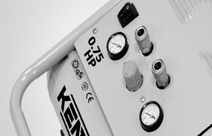 کمپرسور باد 8 لیتری (بی صدا)